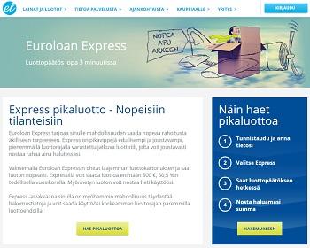 euroloan-pikavippi