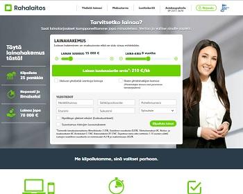 RahaLaitos.fi lainaa nopeasti