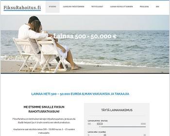 Lue lisää FiksuRahoitus.fi palvelusta!