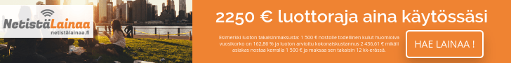 NetistäLainaa.fi - Hae lainaa, kun sinulle sopii!